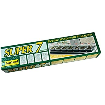 Garland Super7 Electric Heated Windowsill Propagator G51