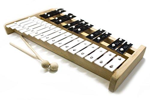 ProKussion Professionelle Holz Sopran Glockenspiel Xylophon (X-Serie) (ohne Deckel)