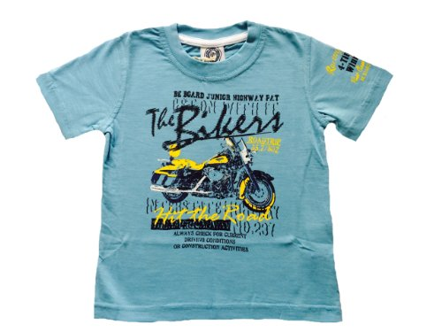 Be!Board -  T-shirt - ragazzo blu chiaro