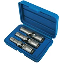 "Laser 4122 Glow Plug Socket Set 3/8""d 3pc"