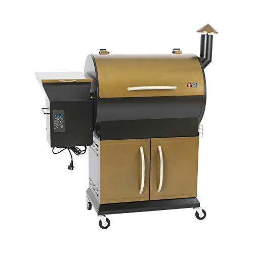 Mayer Barbecue RAUCHA Pellet-Smoker MPS-300 Pro