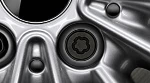 4x Vis Écrous Boulons Roue Jante M14 x 1.25 pour BMW Mini R50 R52 R53 F20//F21 #