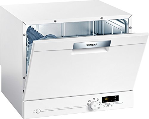 Siemens SK26E221EU iQ300 Geschirrspüler / A+ / 174 kWh/Jahr / 6 MGD / 2240 l/Jahr / Auftischgerät