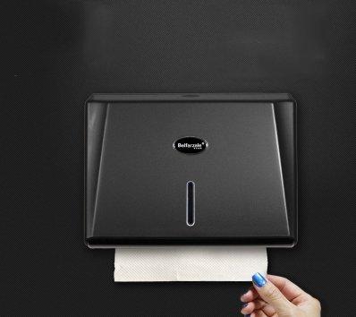 Toilettenpapier halter stehen,Toilette Punch-frei Tissue box Wasserdicht Pappkarton; papierbox; pappbox Küche Handgezeichnete karton-H