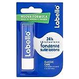 Labello Classic Care Formula senza Oli Minerali e Parabeni, 24h di idratazione