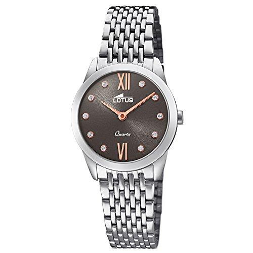 Lotus Minimalist 18476/2 Wristwatch for women Design Highlight