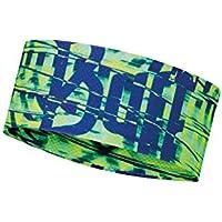Buff Fastwick Headband Cinta, Unisex-Adult, Green, Talla Única