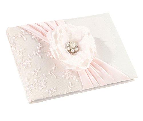 Lillian Rose Strumpfband, schwarz/white-p, Textil, schwarz/weiß, 8-Piece