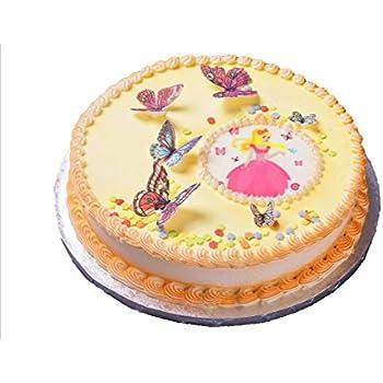 Amazon.de: Cake Company Prinzessin Zuckeraufleger ca. 10