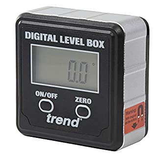 Trend DLB Digital Level Box, Black