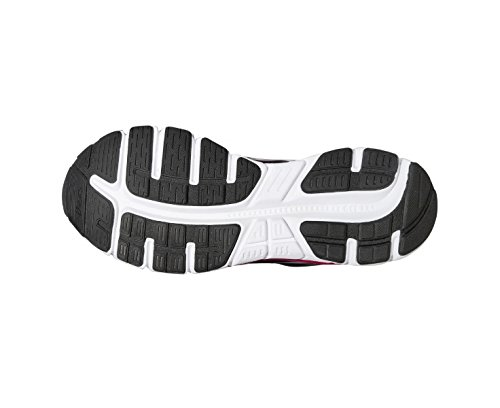 Asics gel-xalion 2 t4D9N 9901–chaussures pour femme Schwarz (Onyx / White / Hot Pink)