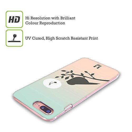 Head Case Designs Nel Cielo Uccellini In Musica Cover Retro Rigida per Apple iPhone X Canzone