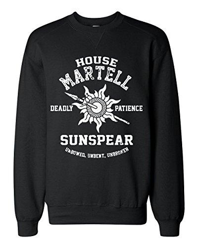 house-martell-highschool-style-logo-classic-sweatshirt-extra-large