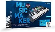 Music Maker – 2021 Performer Edition – Music Maker Premium 2021 Edition + USB-Pad-Controller.|Plus|multiple|li