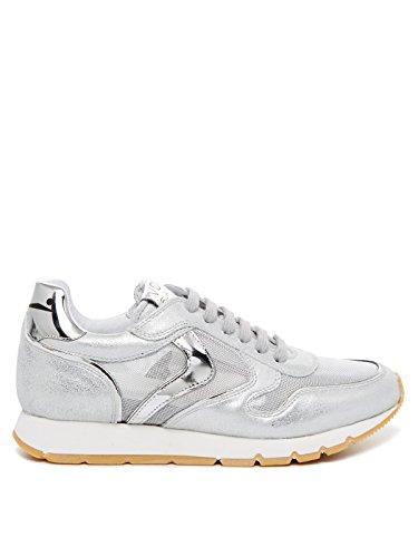 """Damen Sneakers """"Julia Mesh"""" Silber"""