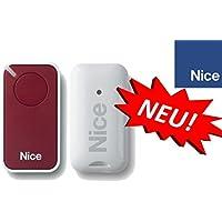 Nice inti1r Red de 1canal handsender, 433.92MHz Rolling Code. compatible con flor de S, One, Flore, INTI fernbedienungen.