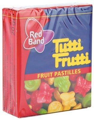 Tutti Frutti - Fruchtgummi - 48 x 20 g