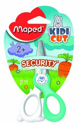 maped-kidikut-safety-scissors-fiberglass-blades-4-3-4-inches-assorted-colors-037800