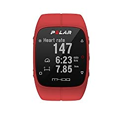 Polar M400 GPS-Laufuhr, red, 90061177