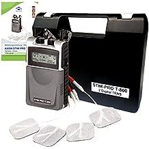 e8880b760e Electroestimulador digital tens stimpro t800 - Alivio del dolor y masaje -  11 modos - Alta