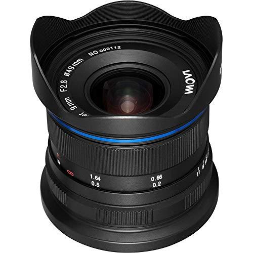 Laowa 9mm f/2.8 Zero-D SLR - Objetivo (SLR, 15/10, Objetivo Ultra Ancho, Fujifilm X, Manual, Fujifilm)