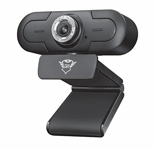 Trust GXT 1170 Xper Full HD 1080p-Streaming-Webcam schwarz