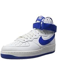 Nike Air Force Blau Weiß