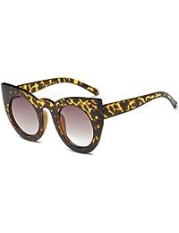6cd91f4fe0a4ca ☀Été lunettes de soleil,Lunettes de Soleil polarisées pour Les Homme Femme  des Sports Style Anti UV Anti Lumière Bleue Rétro…