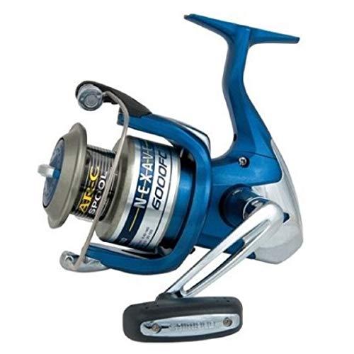 Shimano Nexave 6000 FC, Carrete de Pesca con Freno Delantero, NEX6000FC