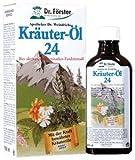 Dr. Förster Kräuter-Öl 24, 100 ml