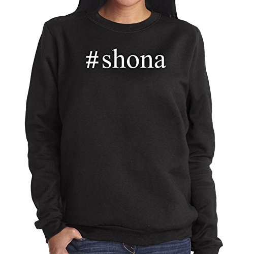 Felpa da Donna #Shona Hashtag