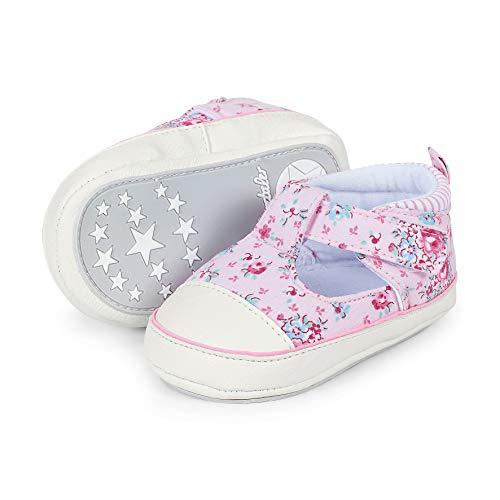 Sterntaler Baby-Schuh, Sandali Bimba, (Rosa 702), 16 EU