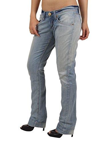MISS SIXTY Damen Jeans Lanky WILKIE in Blau Größe 24-32