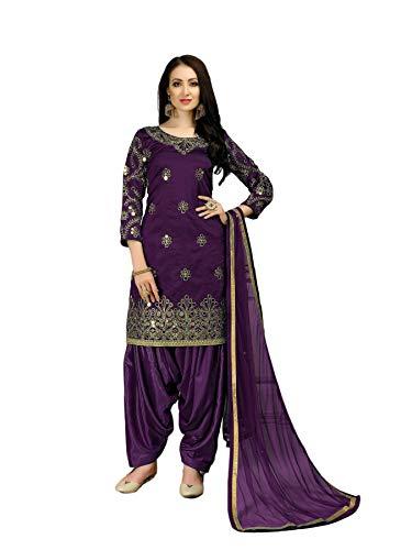 Bollywood Ethnic Women's Party Wear Anarkali Salwar Kameez Un-Stitched A1472