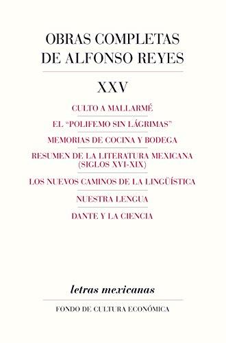 Obras completas, XXV. Culto a Mallarmé, El