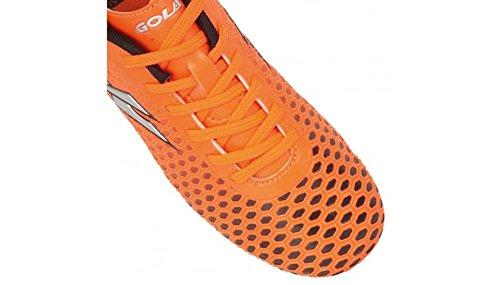 SFO , Jungen Fußballschuhe Orange