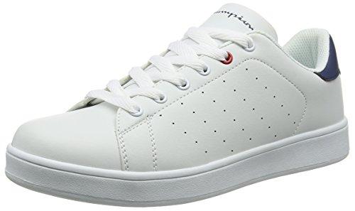 ChampionLow Cut Shoe BRONX - Scarpe Running Uomo , Bianco (Weiß (White 6)), 41