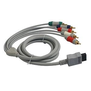 2-TECH HDTV YUV Component Kabel passend für Wii und Wii U- Komponenten Kabel