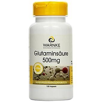 Warnke Glutaminsäure