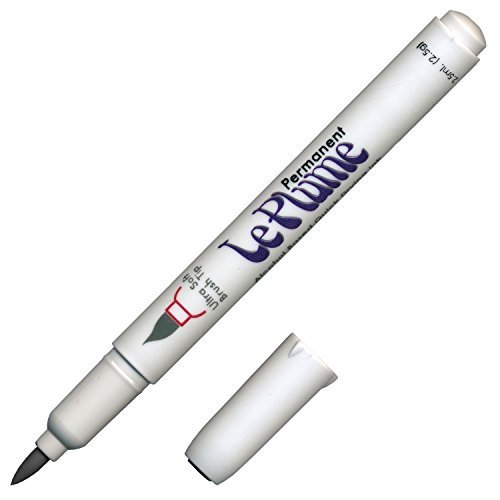 Marvy Manga Comic Marker Made In Japan - Burgundy