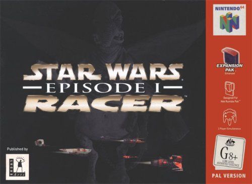 Star Wars - Episode I: Racer [Importación alemana]