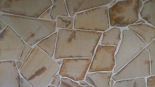 polygonalplatten Sollnhofener 4-7mm 30qm Naturstein