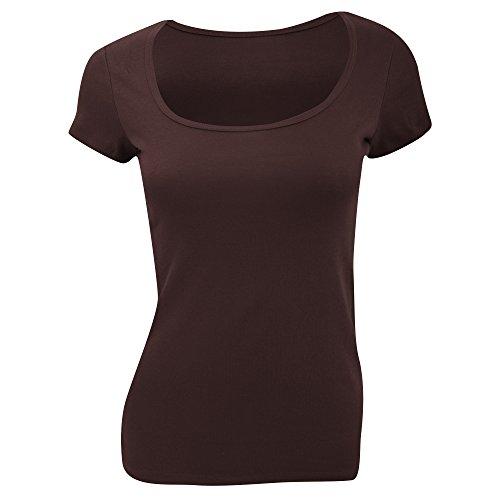 Bella - T-shirt à manches courtes - Femme Minuit