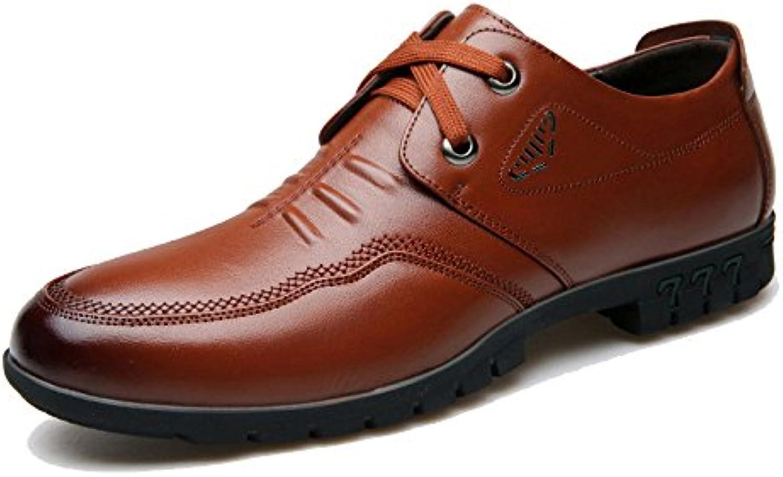 LYZGF Männer Schuhe Mode Fahren Faul Bequem Abendgarderobe Buumlro