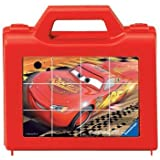 Ravensburger 07489 - Disney Cars: Zügig unterwegs - 12 Teile Würfelpuzzle
