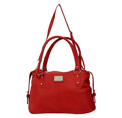 Alice Designer long strap handbag red(NKS-507-GUN)  available at amazon for Rs.299