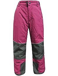 Outburst - Mädchen Skihose Schneehose Wasserdicht 10.000 mm Wassersäule, Brombeer - 4504216