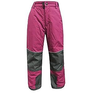 Outburst – Mädchen Skihose Schneehose Wasserdicht 10.000 mm Wassersäule, Brombeer – 4504216