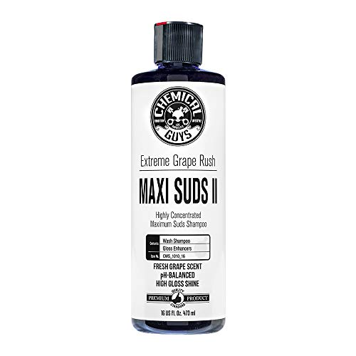 "Chemical Guys Maxi Suds II Lauge ""Extreme Grape Rush"""