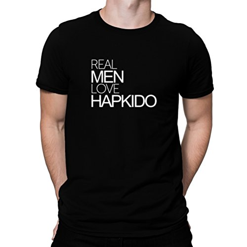 Camiseta Real men love Hapkido